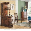美伦卡美式家具 美式实木间厅柜 k8828