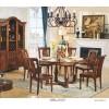 美伦卡美式家具 美式实木餐桌椅 8602 8603 8605