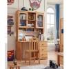 木语星空青少年儿童家具 实木儿童书桌椅