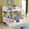 木语星空青少年儿童家具 实木上下双层子母床